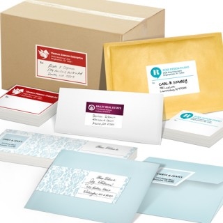 Shipping & Mailing Labels