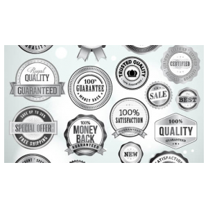 Silver Labels