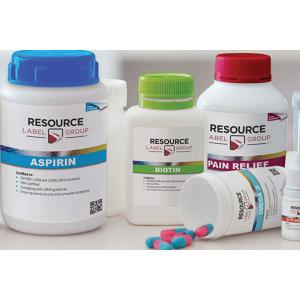 Nutraceutical Product Labels