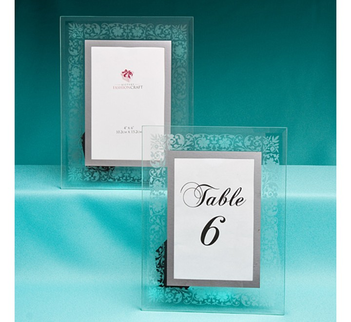 Rectangular Frosted Labels