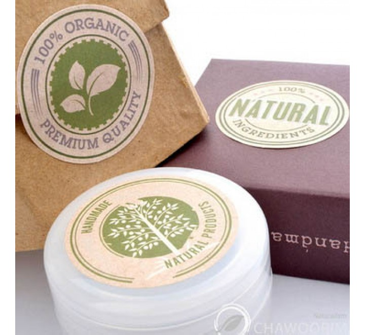 Packaging Round Labels