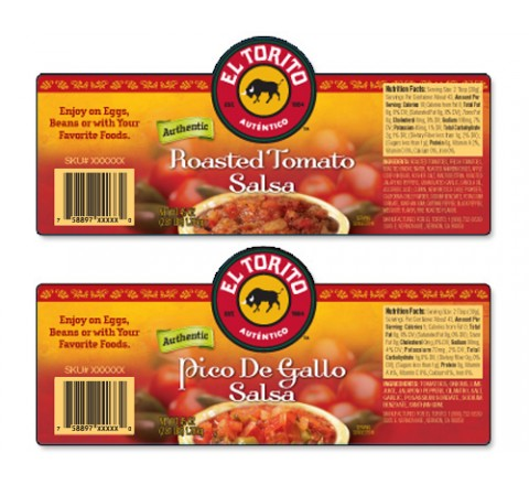 Custom Product Labels