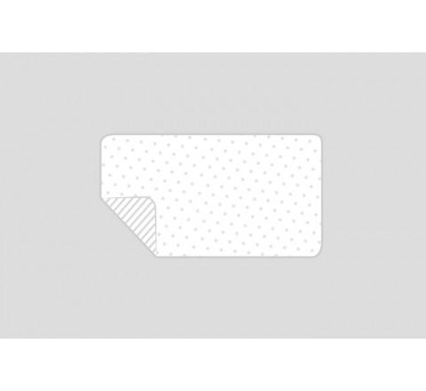 Rectangle paper labels