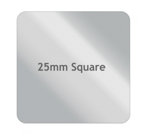 Square Durable Laminated Labels