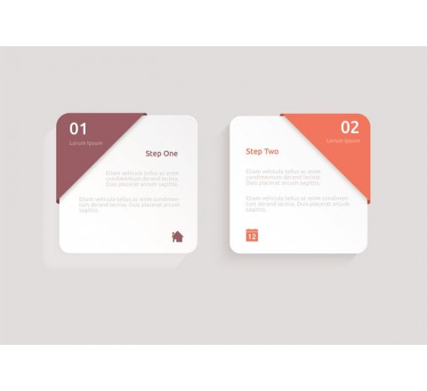 Square Premium Paper Labels